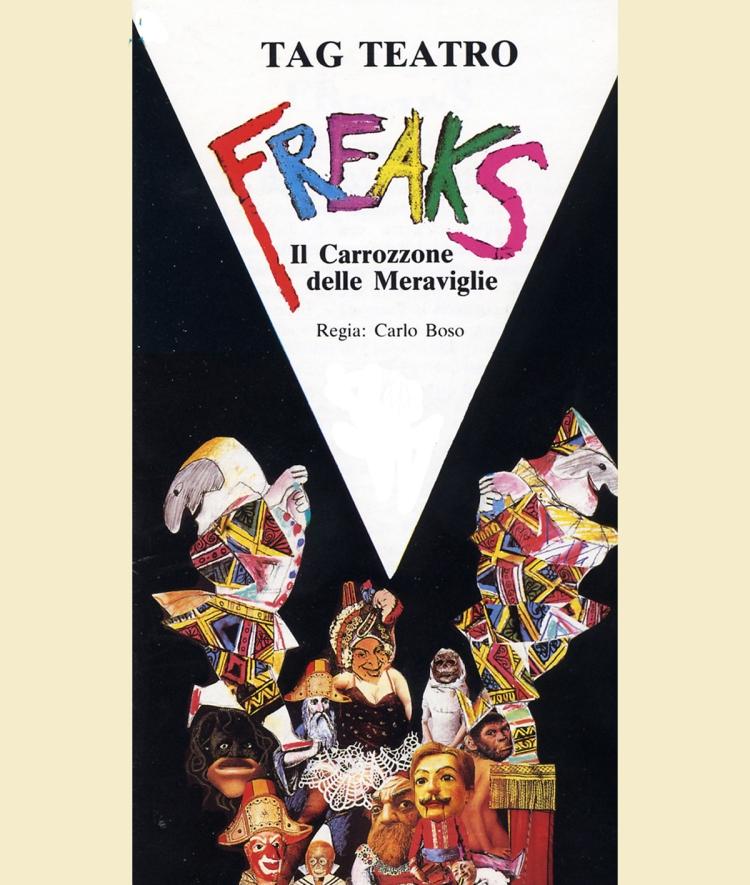 freaks cover dvd